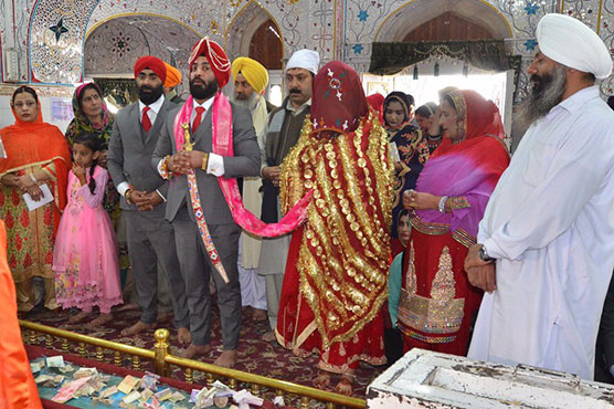 In a historic first, Punjab Assembly passes Sikh Marriage Act