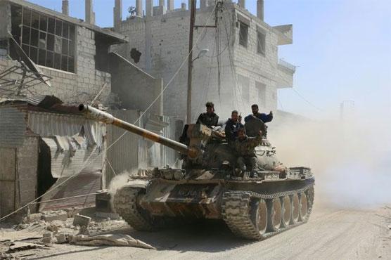 Turkey ramps up assault on Kurdish enclave in Syria