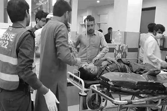 Case against Raiwind suicide blast registered