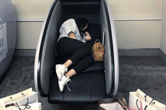 Dubai Mall introduces 'Sleep Pod Lounge' for tired shoppers