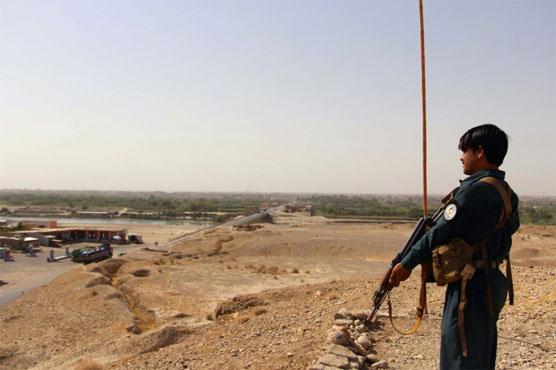 Afghan hostage shoots Taliban captors, killing seven