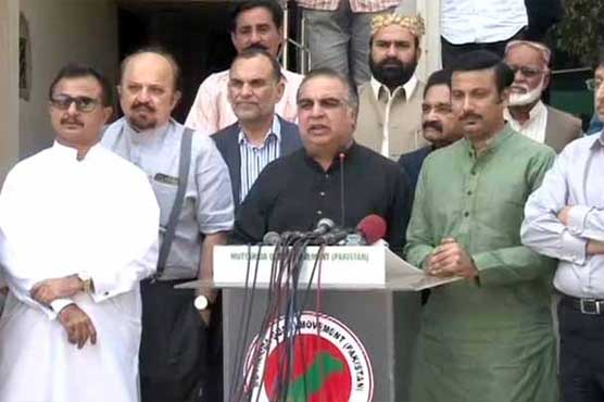 PPP, PTI lock horn over issue of Opposition Leader in Senate
