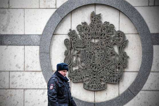 Russia says to retaliate soon for UK's expulsion