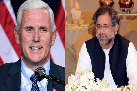 Pak PM meets United States leaders in Washington