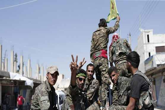 Syria's Kurds vow to fight until Afrin is liberated