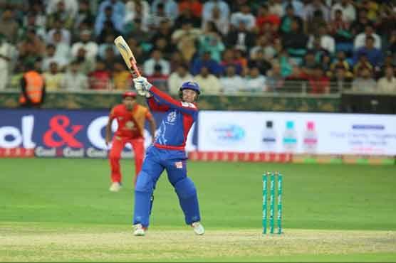 Shinwari, Afridi secure Karachi Kings playoff spot