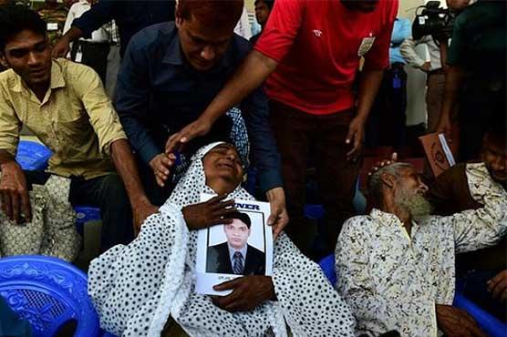 Thousands pay tribute to Bangladesh crash victims