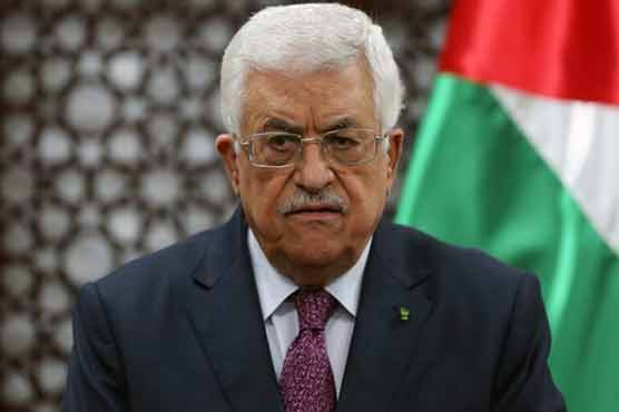 Abbas accuses Hamas of last week's bomb attack against Palestinian PM
