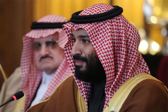 Ambitious Saudi prince mounts epic US charm offensive