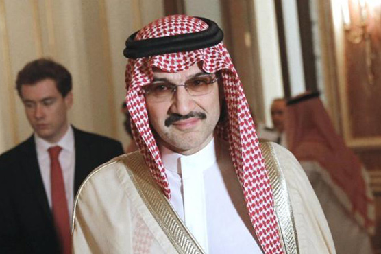 Saudi Prince Alwaleed made secret agreement for release