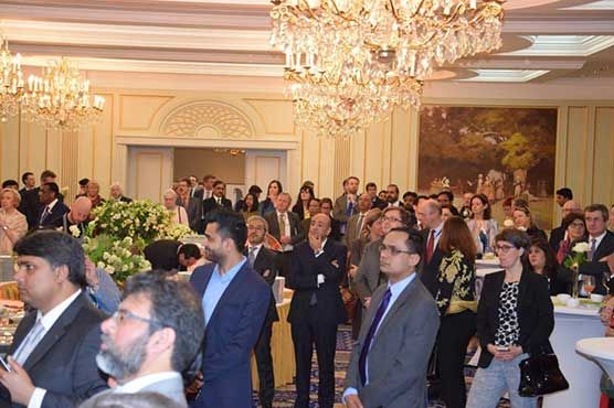 Pakistan expats celebrate National Day