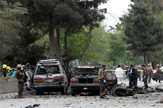 IS suicide bomber kills 26 as Kabul marks Persian New Year
