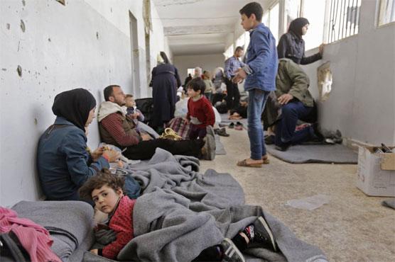 Killed, Including 17 Children, in an Air Strike in Northwestern Syria