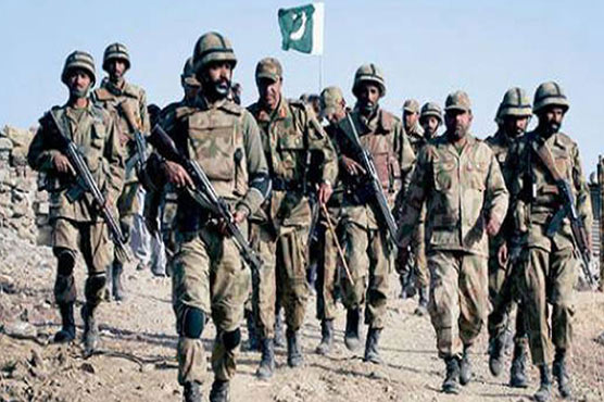 Operation Radd-ul-Fasaad in full swing throughout country