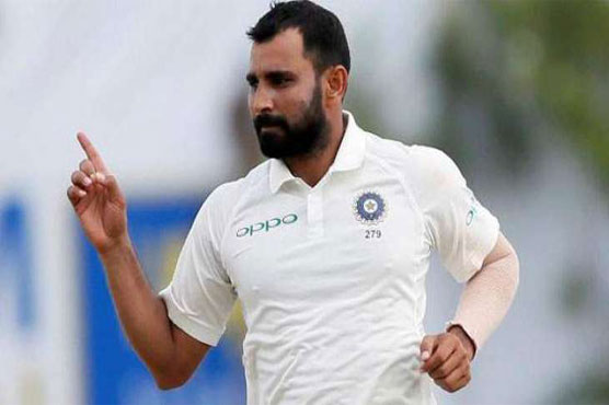 Mohammed Shami cleared by BCCI anti-corruption unit