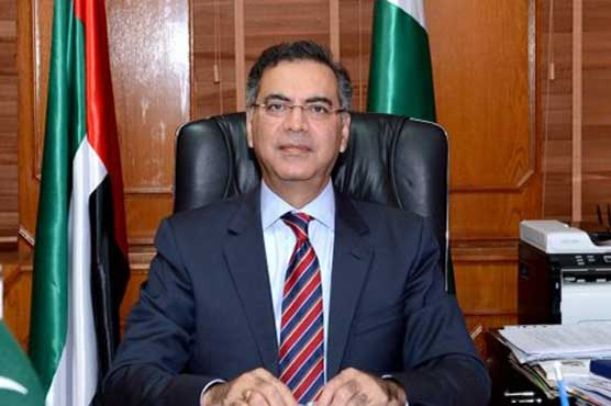 National Day celebration in year of Zayed, a happy coincidence: Pak ambassador to UAE