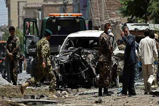 Car bomb attack in Afghan city kills at least 13: officials