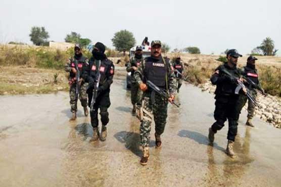 Three terrorists killed as Punjab Rangers foil terror bid in D.G. Khan