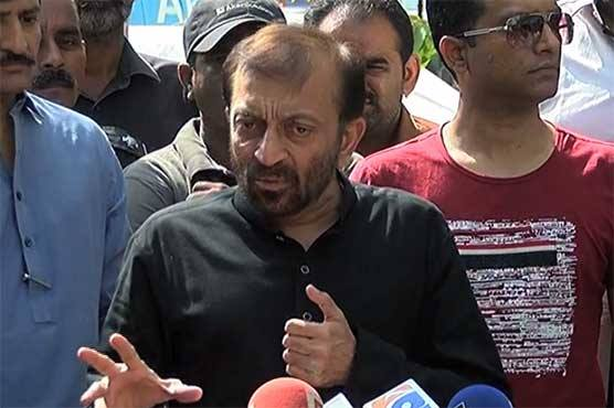 ECP's verdict an attempt to remove MQM-P from political landscape: Sattar