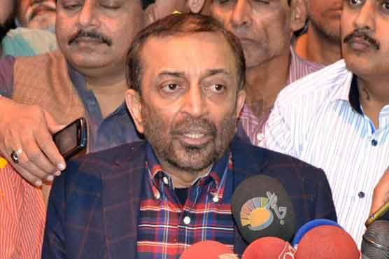 ECP removes Farooq Sattar as MQM-P chief
