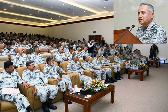 Pakistan fully capable to thwart any act of enemy's aggression: Naval Chief