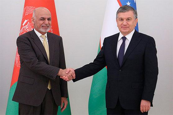 High-level talks on Afghanistan to open in Uzbekistan