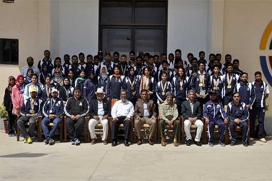 Pakistan Navy retains National Shooting Championship 2018 title