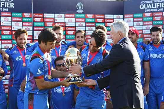 Imran Khan felicitates Afghanistan on winning ICC WC 2018 Qualifier