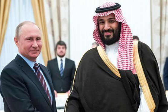 OPEC, Russia consider 10- to 20-year oil alliance - Saudi Crown Prince