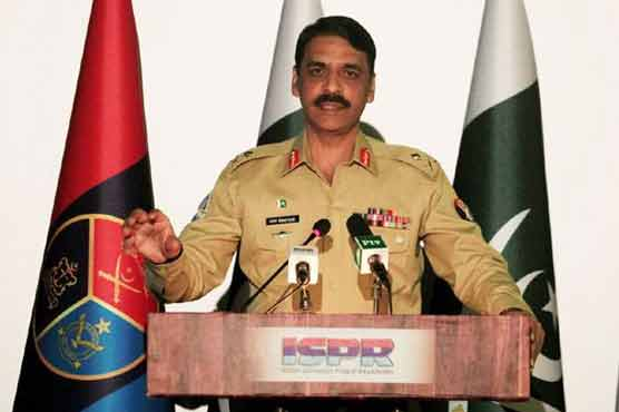 Pakistan Army has nothing to do with any NRO: DG ISPR