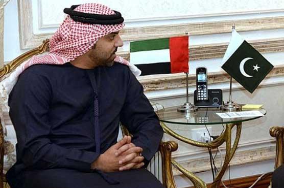 UAE to facilitate Pakistani business community: envoy