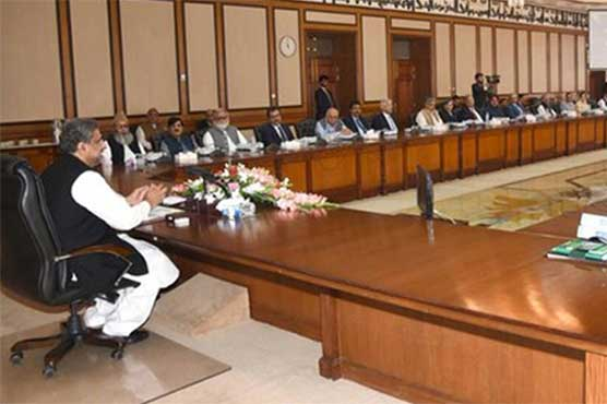 Cabinet approves signing of treaty with China, KSA on convicted persons' transfer