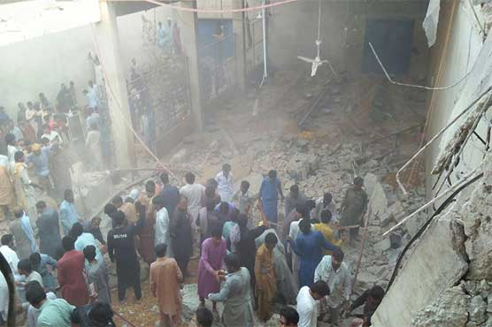 13 labourers killed, several injured in Sukkur roof collapse