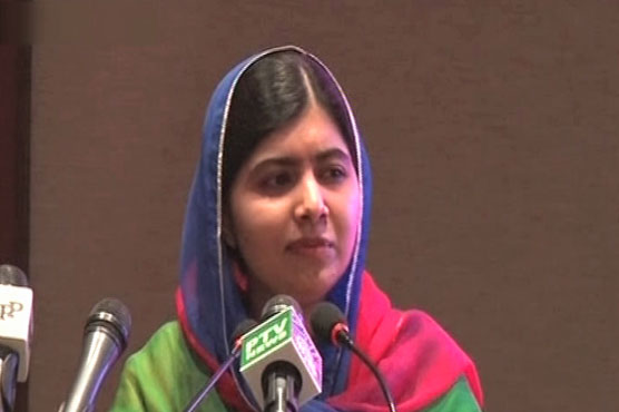 Malala visits Pakistan for the first time since 2012 Taliban attack
