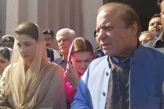 Nawaz Sharif says CJP should stick to his 'faryadi' remarks