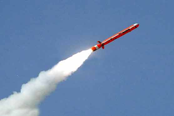 Pakistan successfully test-fires Cruise Missile 'Babur'
