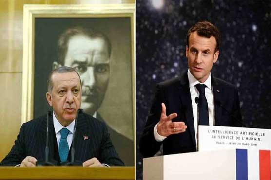 Turkey snubs French mediation offer with Kurdish militia