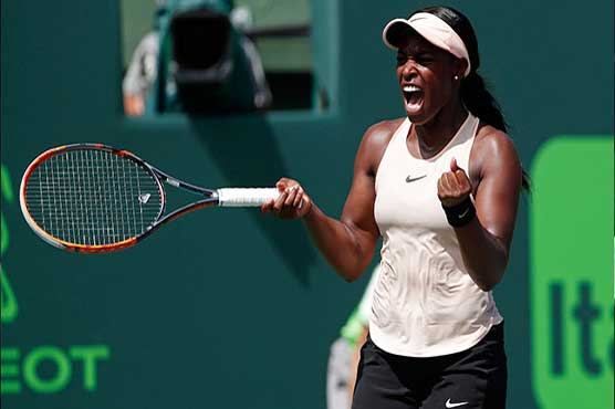 Miami Open: Venus stunned by qualifier Collins in quarters