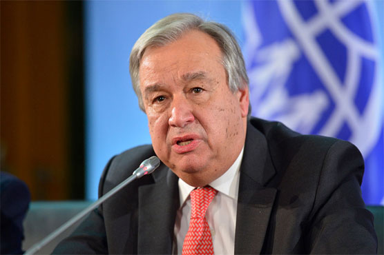 UN chief 'outraged' by Afghan attacks
