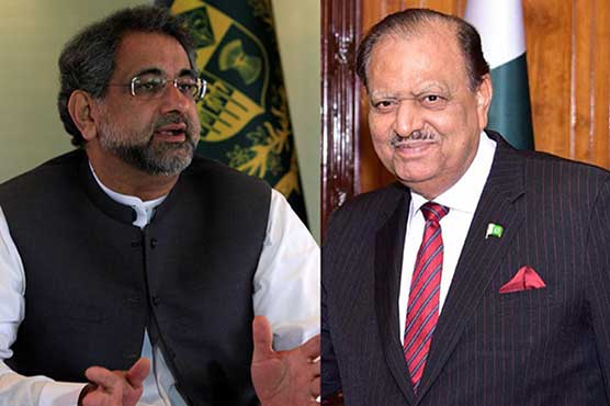 PM, president pay tribute to workers of Pakistan