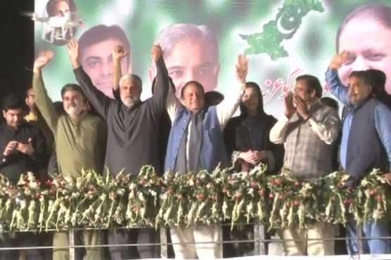 Imran has become a 'stooge', says Nawaz