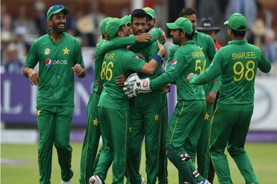 Pakistan Remain No1 T20I Team In The World