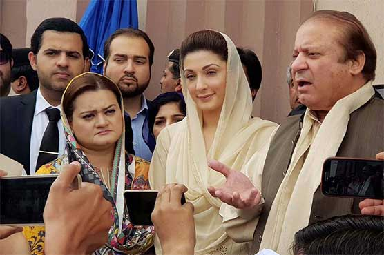 Nawaz owned London flats while holding public office, IO tells Pak court
