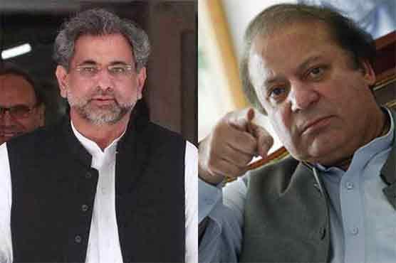 Load shedding blackening govt's reputation, Nawaz tells PM