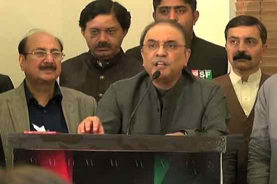 Zardari may ally with Imran Khan's PTI for Pak elections
