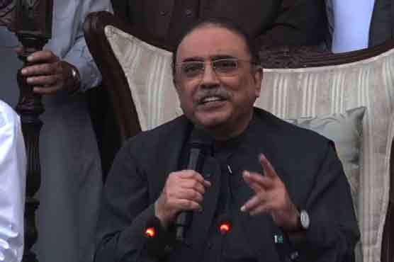 Will make alliance with Imran if needed: Zardari