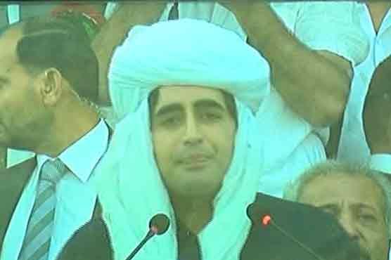 Nawaz, Imran's priority is to get power: Bilawal