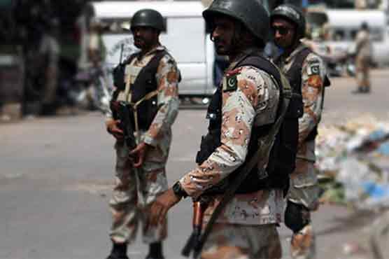 MQM-H, Lyari gang war criminals among eight held in Karachi