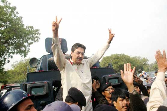 Karachiites have shown that MQM is still powerful party: Amir Khan