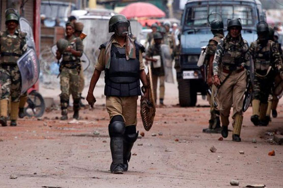 Three civilians killed in clashes in Kashmir